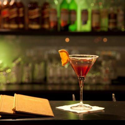 Lounge-baari Red Rose | Ravintolat Meresuun SPA hotellissa