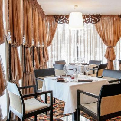 Narva-Jõesuu restoranid |Restoran Meloodia Meresuu SPA hotellis
