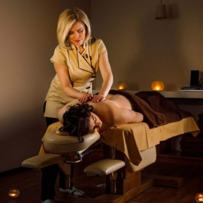 "Day spa package ""Spa-Duet"" 