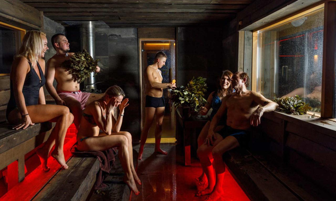 Sauna rituals |Meresuu SPA & Hotel |Sauna center