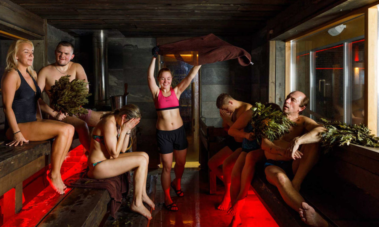 Sauna rituals | Meresuu SPA & Hotel | Sauna center