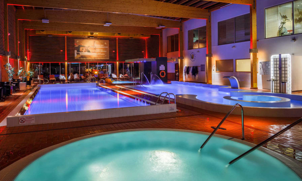 Spa paketid Ida-Virumaal  Meresuu SPA & Hotel   Narva-Jõesuu spa