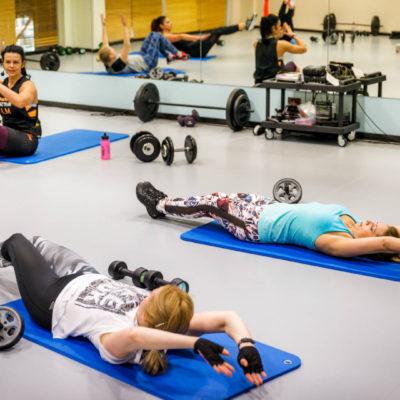 Групповые тренировки в Нарва-Йыэсуу | Спортклуб Meresuu SPA