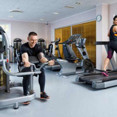 Fitness club |Meresuu sports club |Gym in Narva-Jõesuu