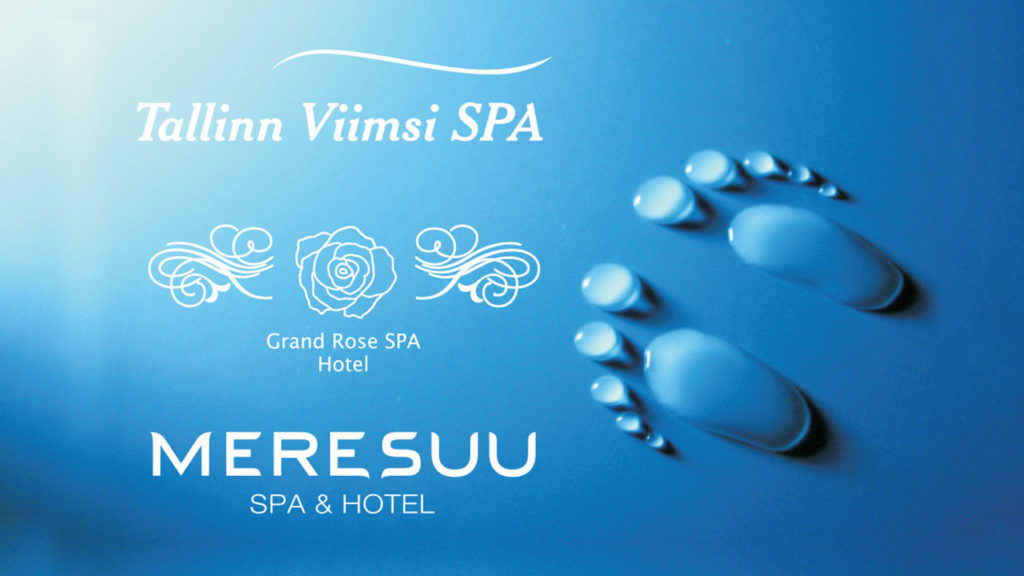 Meresuu SPA Grand Rose SPA Viimsi SPA klubikaart